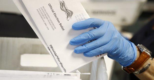 Wall Street Journal Consejo Editorial: Trump no se puede cambiar la fecha de las elecciones, pero limpiar el voto por correo