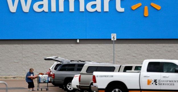 Walmart última minorista, para exigir a los clientes a usar máscaras