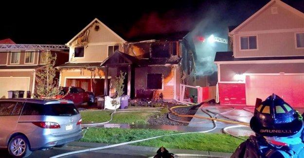 $14K recompensa ofrecida en sospecha de incendio premeditado caso de que mataron a 5 miembros de una familia