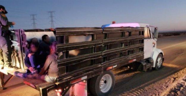 3 ciudadanos estadounidenses detenidos en California para intentar pasar de contrabando en 52 inmigrantes ilegales: los funcionarios de la