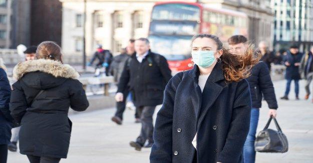90 minutos coronavirus pruebas que se espera esté disponible a millones de personas en gran Bretaña