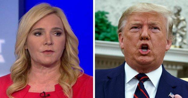 A. B. Stoddard dice 'estúpido' USPS posición Trump podría costar a los Republicanos votos