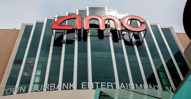 AMC para ofrecer a los 15 centavos de entradas en el primer día de la reapertura