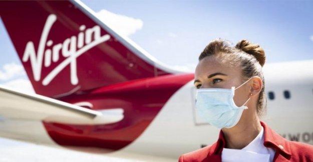 Afectados por la Crisis, Virgin Atlantic archivos de bancarrota de EE.UU.
