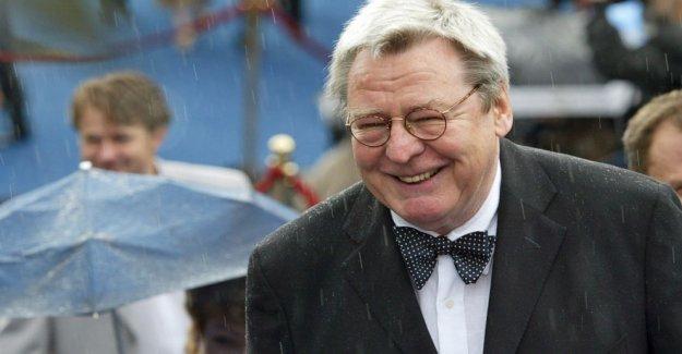 Alan Parker, director de el Expreso de Medianoche, muere a los 76