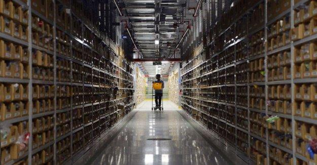 Amazon lanza farmacia en línea en la India