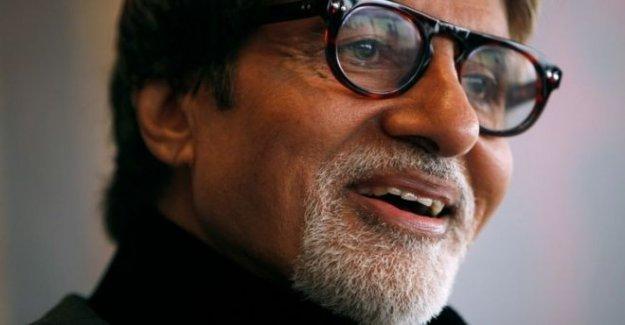 Amitabh Bachchan dados de alta del hospital