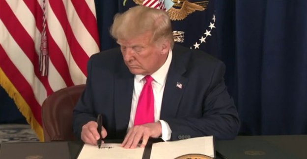 Andy Puzder: Trump coronavirus de las órdenes ejecutivas de ayuda a las familias con problemas, después de Dems bloque de acción en el Congreso