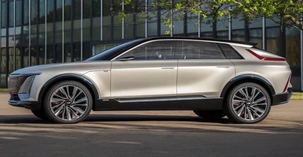 Aquí es lo que el Cadillac Lyriq eléctrico SUV será realmente el costo