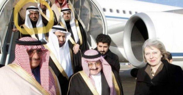 Arabia príncipe de la corona acusado de conspiración del asesinato de Canadá