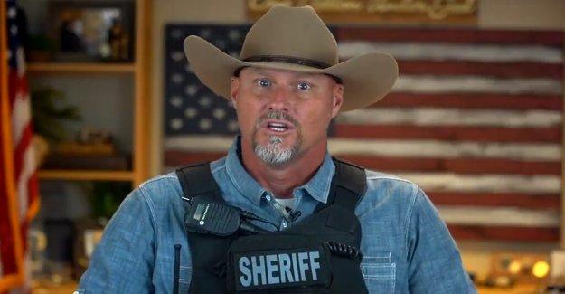 Arizona del sheriff Ciudadanos 'Pandilla' permite a los residentes a ser nombrados