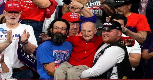 Arizona veterano Ervin Julian llevaron a asiento en el Triunfo de rally-muerto en 100: informe
