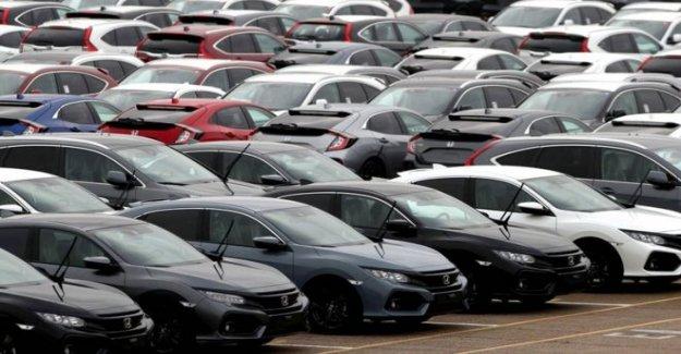 Aumento en el post-bloqueo de las ventas de automóviles en NI