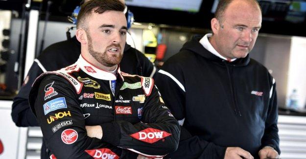 Austin Dillon positivo para los coronavirus, que va a faltar a la NASCAR Cup Series en Daytona