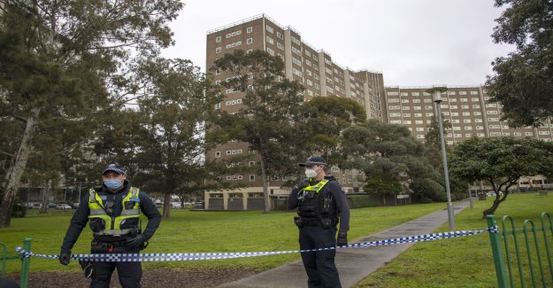 Australia declara el Estado de Catástrofe en la Victoria después de coronavirus casos de spike sigue