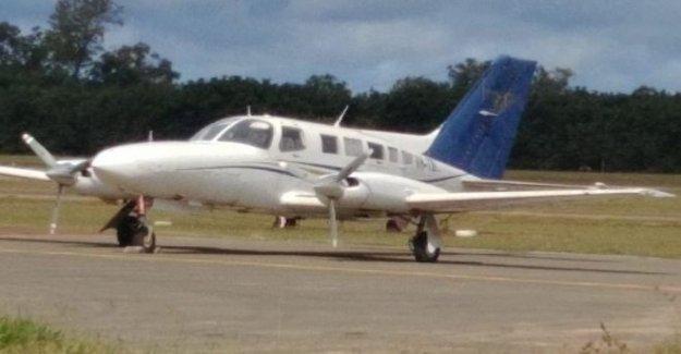Avión se estrelló en PNG 'posesión de drogas para Australia