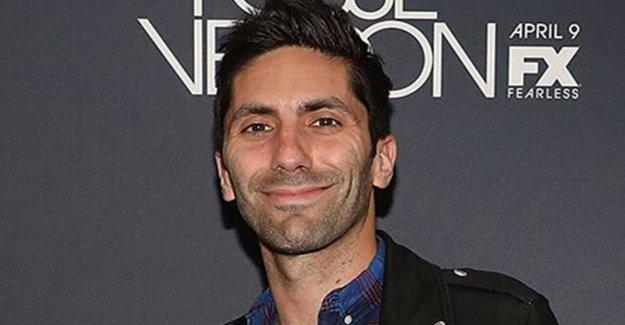 'Bagre' host Nev Schulman deja propina para embarazadas servidor en el aeropuerto de Denver