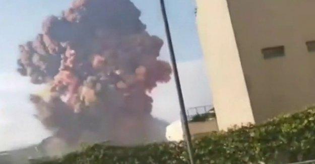 Beirut explosión: NOS dice funcionario del FBI se unirá a la investigación