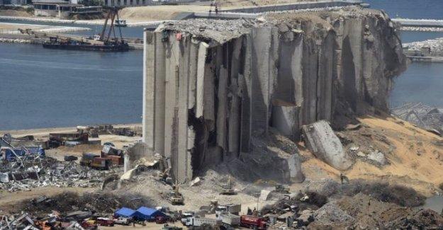 Beirut explosión aumenta los temores de otros 'bombas de tiempo'
