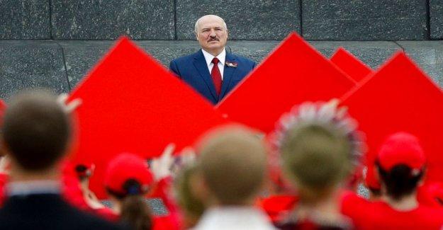 Belarús líder de la jura lealtad a Rusia a pesar de rift