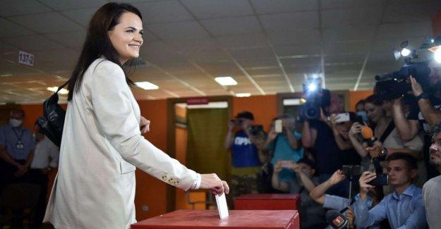 Belarús oposición rechaza los resultados de las elecciones en medio de llamadas para obtener más protestas