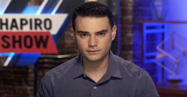 Ben Shapiro: Dems que no quería federales en ciudades de los estados unidos ahora quiero 'enviar a las autoridades federales para gritar a usted acerca de las máscaras?'