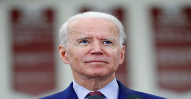 Biden a 'pasar algún tiempo con investigados VP de los candidatos en los próximos días, la parte superior dice funcionario