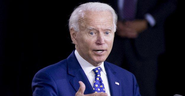 Biden campaña reúne VP personal antes de nombrar a su compañero de carrera