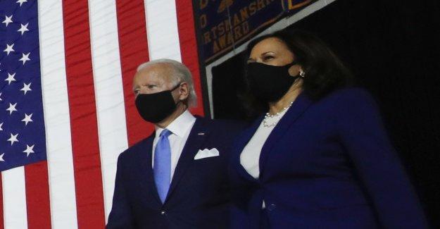 Biden dice que la campaña recaudó $26M desde Kamala Harris anuncio, en su diario de mayor recorrido