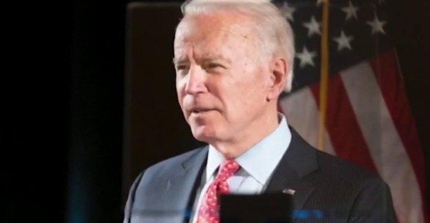 Biden dice que la frontera de la construcción del muro se detendrá si él es elegido presidente