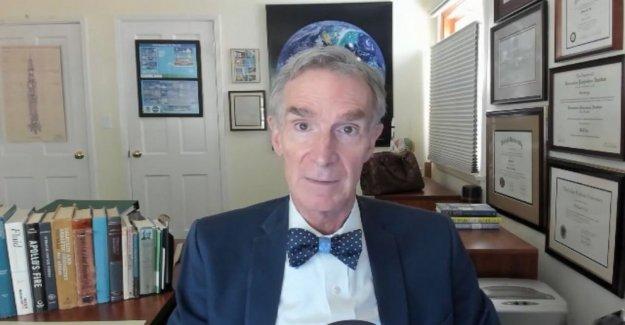 Bill Nye, el mensaje a los jóvenes juerguistas desafiando COVID-19 de orientación