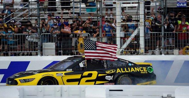 Brad Keselowski obtiene el tercer 2020 NASCAR ganar en New Hampshire