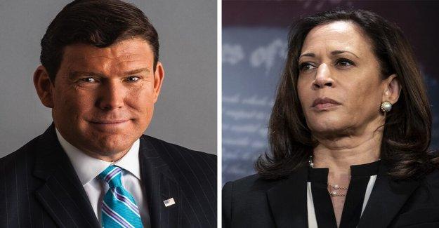 Bret Baier, dice Biden elección de Kamala Harris va a hacer 'incondicionales' Demócratas se sienten 'a gusto'