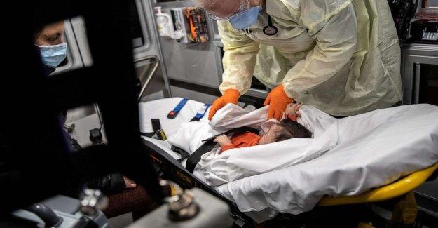 CDC espera 2020 brote ponen en peligro la vida de AFM en los niños
