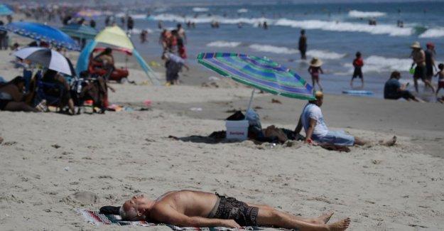 California calor spurs 1ª sucesión de cortes de electricidad desde 2011