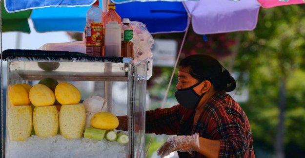 California virus esfuerzos para luchar contra el obstaculizada por los datos de los retrasos