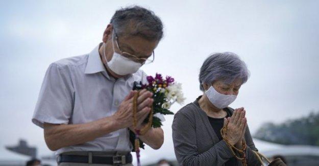 Campanas tañen para conmemorar los 75 años desde la bomba de Hiroshima