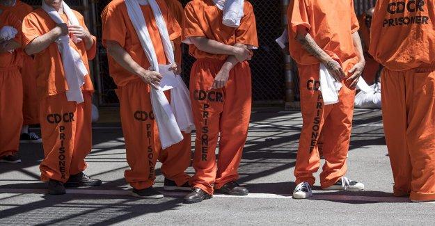 Casi 18.000 California reclusos podría ser lanzado a principios de debido a coronavirus