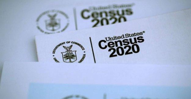 Censo de 2020 a fin de recopilación de datos de Sept. 30, aumentando las preocupaciones acerca de subestimando