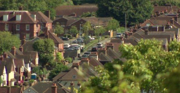 Cercanías de las ciudades vea fuerte aumento en los reclamos de beneficios