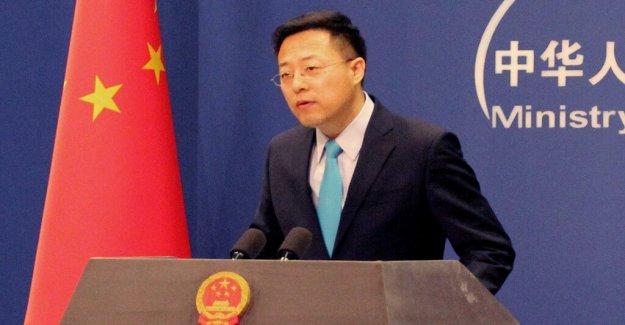 China afirma el Secretario de HHS Azar dio la espalda a los Estadounidenses que mueren de coronavirus