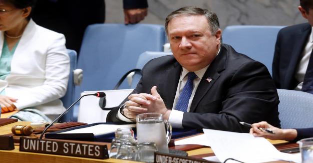 China confirma que irá a votar en contra de la extensión de Irán Nuclear embargo de armas, que puso fin a Pompeo los esfuerzos de la