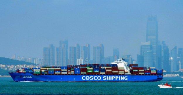 China en julio las exportaciones aumentando a pesar de la coronavirus, NOS arancelarias de la guerra