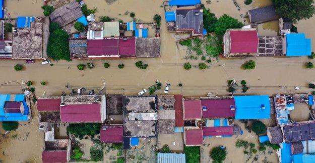 China mortal de verano, las inundaciones han causado $25B daños