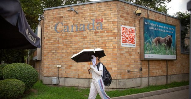 China sentencias de 3 de Canadá a muerte por cargos de drogas