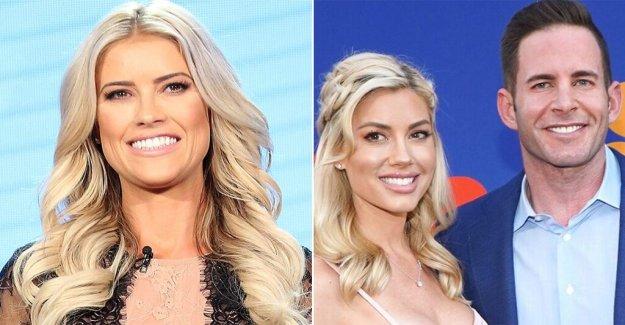 Christina Anstead reacciona a Tarek El Moussa, Heather Rae Young compromiso: 'no Podía estar más feliz por ellos