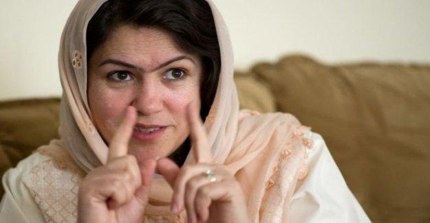 'Cobardes' el ataque de la mujer de negociar con los Talibanes