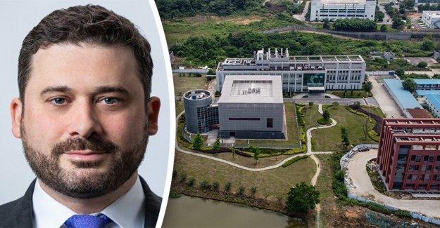 Columnista del Washington Post Rogin llama NBC News sobre varios errores en el informe de Wuhan de laboratorio