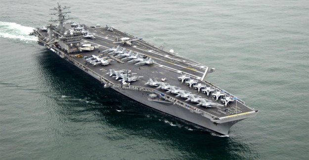 Cómo sería de US Navy dejar de Chino 'portador de killer' misiles anti-buque?