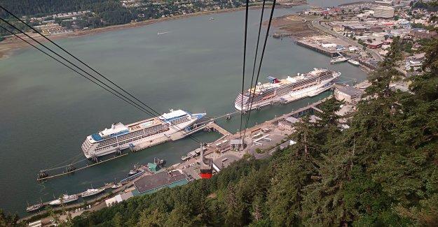 Compañía de cruceros del primer viaje obligado a regresar a puerto en Alaska días después de su lanzamiento debido a COVID-19 caso